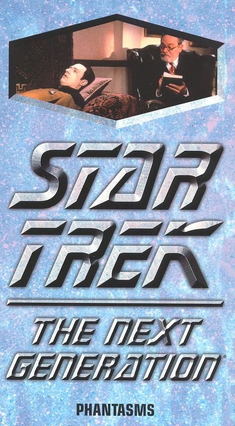 Star Trek: The Next Generation - Season 7 Episode 06: Phantasms