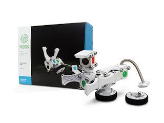 MOSS Zombonitron 1600 DIY Robot Bundle