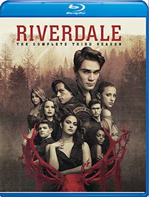 Riverdale Season 3 Blu Ray