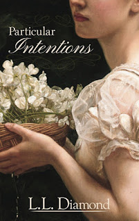 Book cover: Particular Intentions by L L Diamond