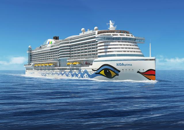 Aida Cruises AIDAprima
