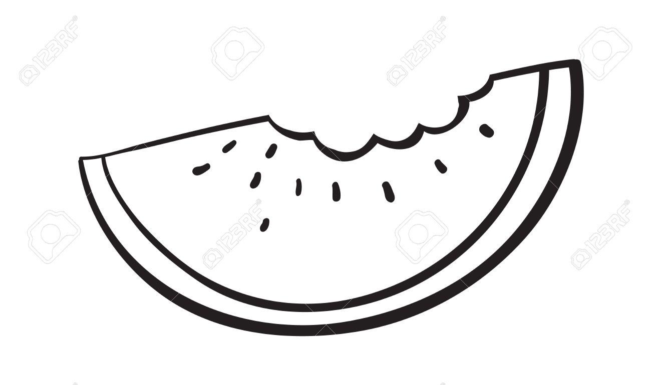 Meyveler Boyama Karpuz Bahattinteymuriom