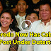 Robredo New HUDCC chief Under Duterte? Must Read!