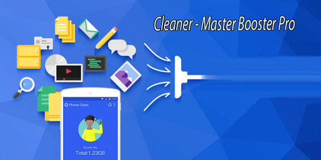 Cleaner - Master Booster Pro v2.4.1 Apk Miki