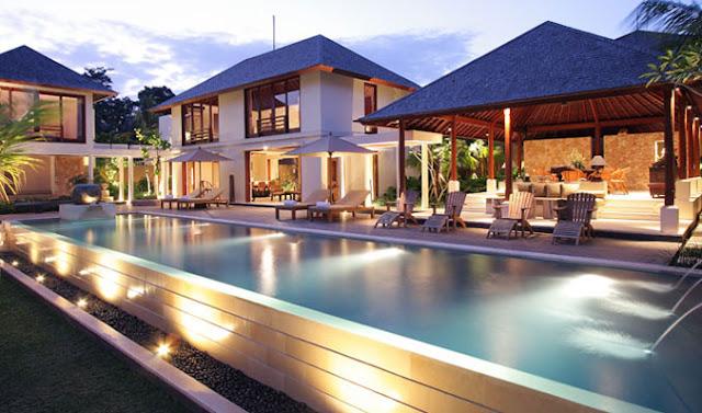 Definisi Villa dan Perbedaannya dengan Rumah