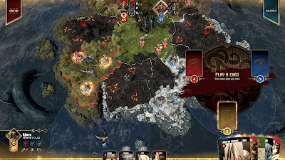 Blood Rage Digital Edition Game Screenshot 1
