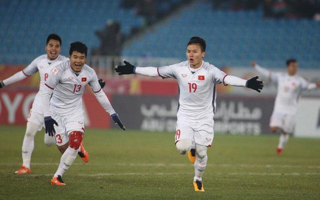 Hàng loạt doanh nghiệp địa ốc thưởng nóng tiền tỷ cho U23 Việt Nam