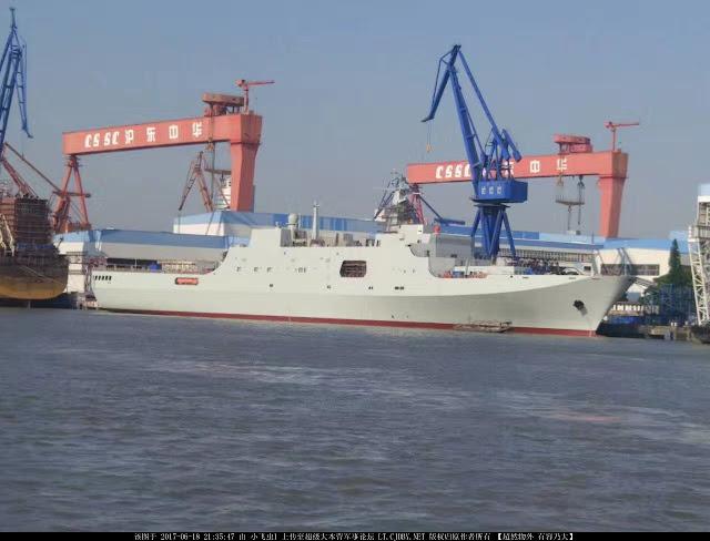 سفينه الانزال البرمائي فئة Type 071 Yuzhao-class الصينيه 230242o72sqgzcebsfahqt