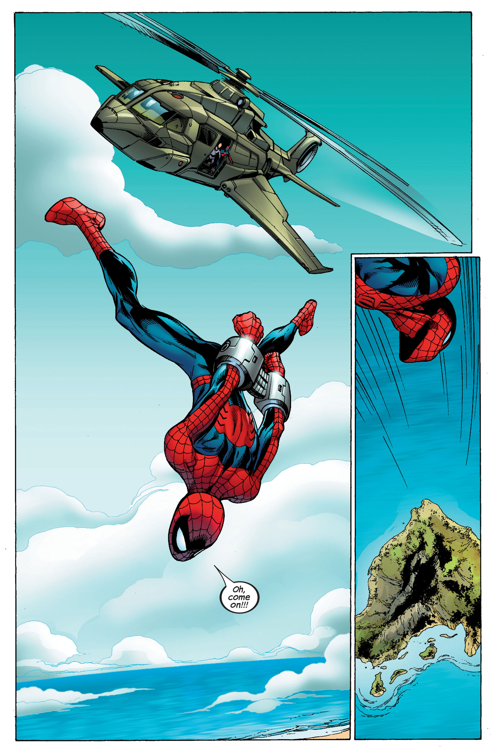 Read online Ultimate Spider-Man (2000) comic -  Issue #92 - 6