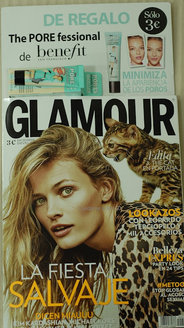 Revista Glamour Revistas diciembre