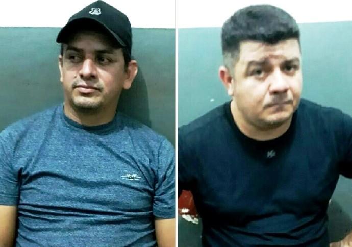 Dupla de policiais federais fake que tentou extorquir empresário já está livre, leve e solta