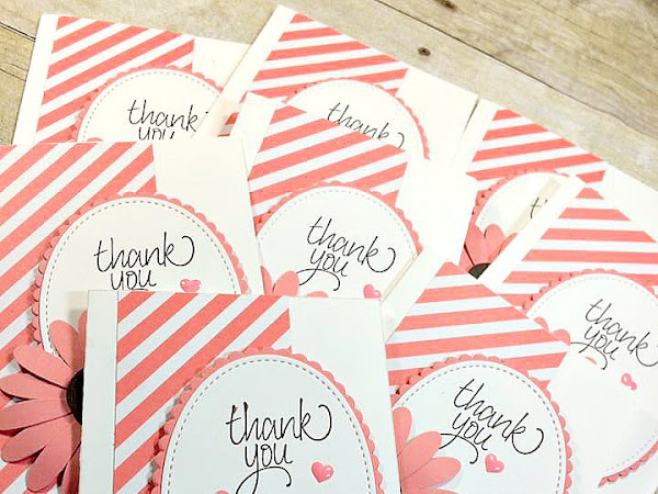 Customer Thank You Cards!