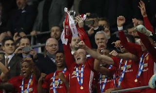 Manchester United Win EFL Cup 2017