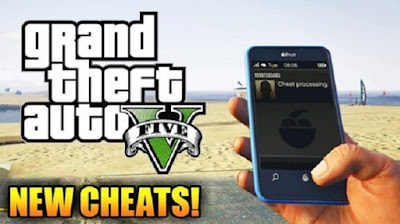 Cheat Grand Theft Auto V terlengkap - berbagaireviews.com