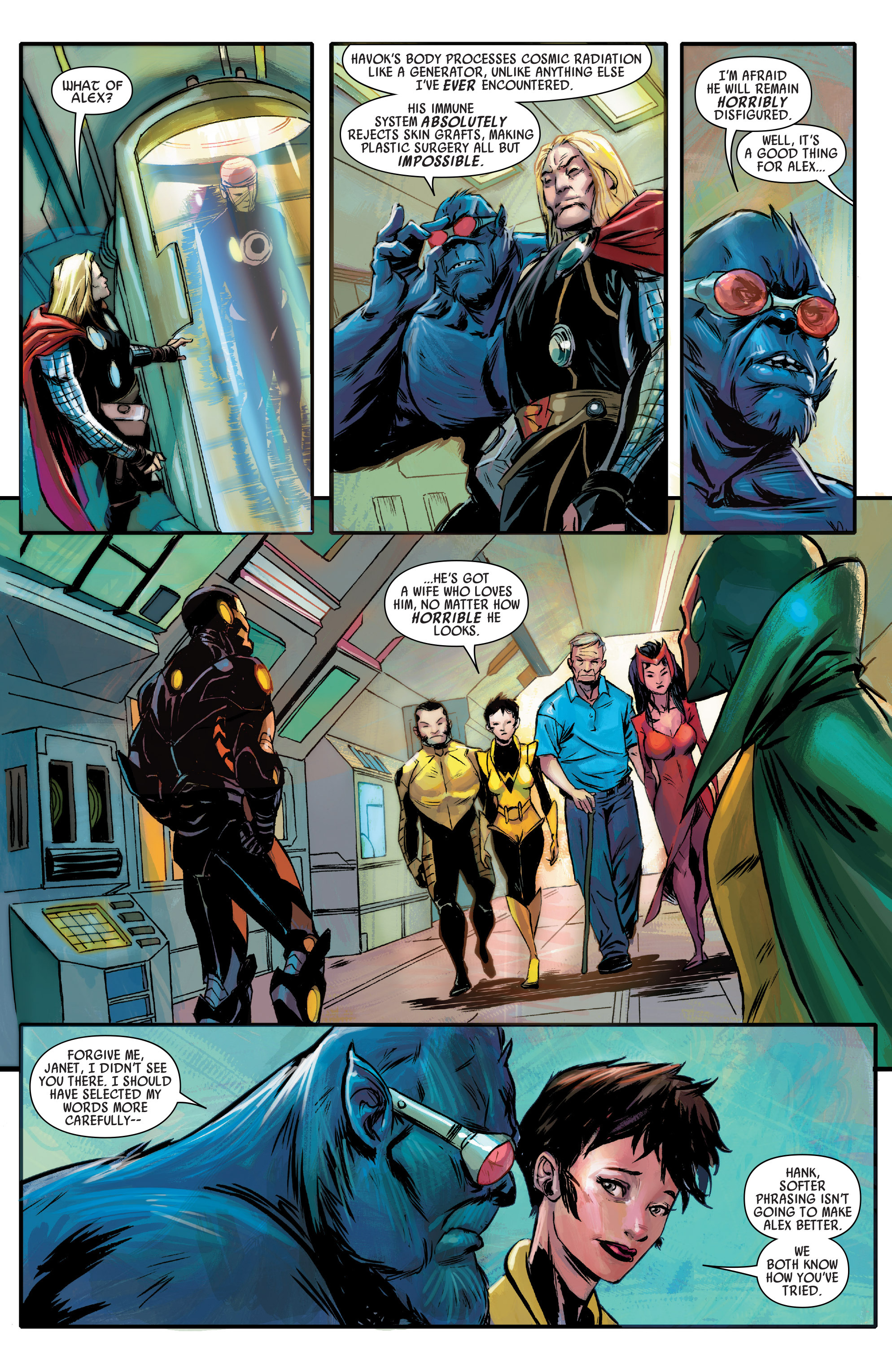 Read online Uncanny Avengers (2012) comic -  Issue #23 - 5
