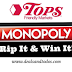 2019 Tops Monopoly How To Play (No More Rare Game Pieces!)