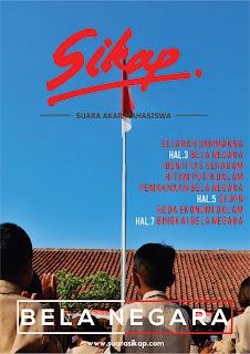 Cover Buletin Bela Negara, Desember 2017