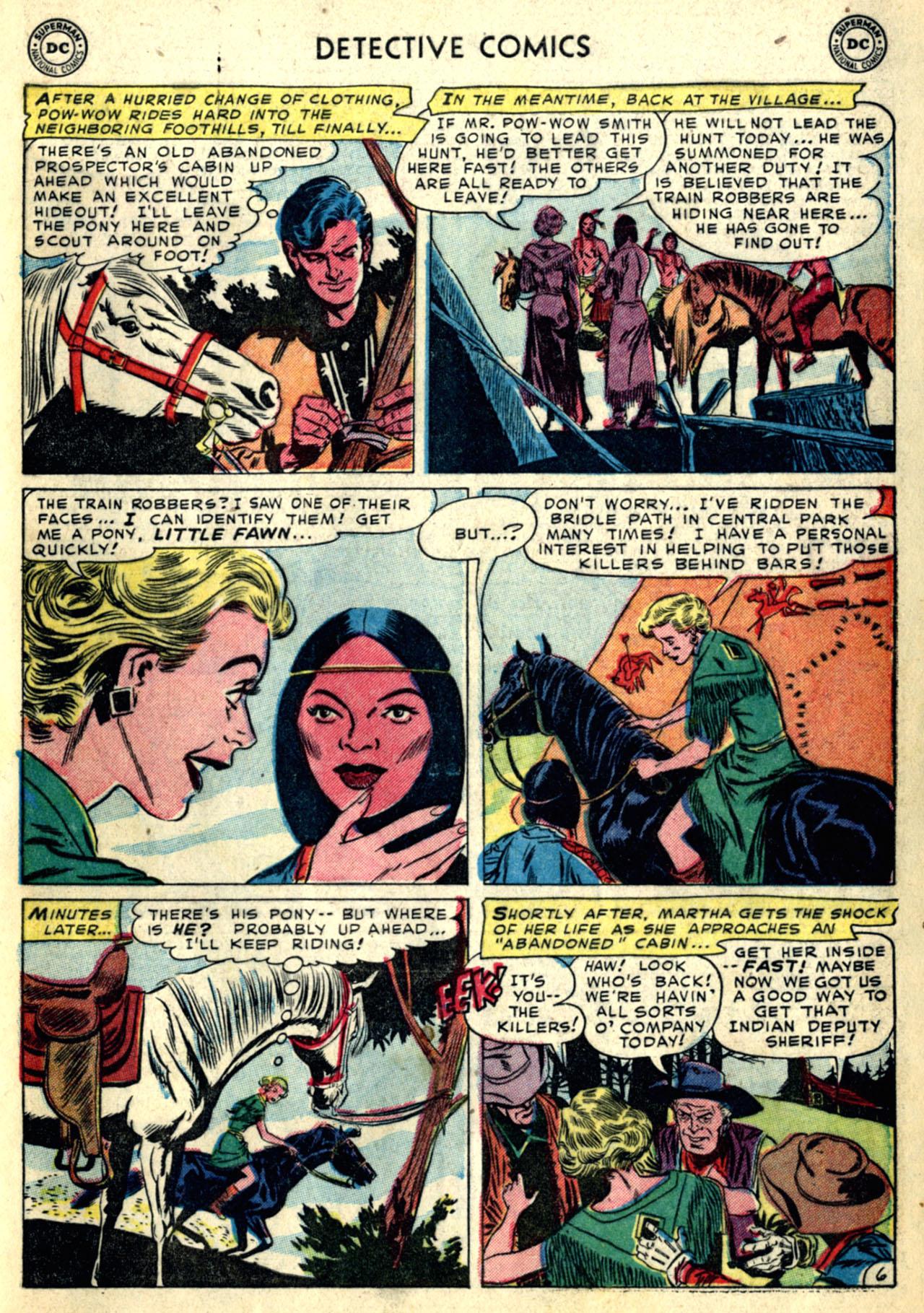 Detective Comics (1937) 192 Page 38