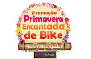 Promoção Primavera Encantada de Bike La Flora Fruta Davene