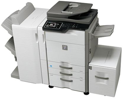 Sharp MX-M354N Printer CR3 PCL6 PS Driver Windows XP