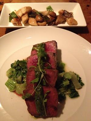 St. Regis Princeville Grill's steak