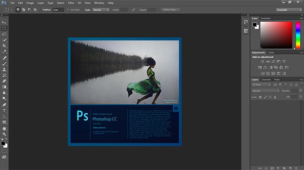 برنامج الفوتوشوب للكمبيوتر اتحرير الصور أحدث إصدار