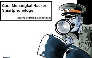 Cara Menghapus SmartphoneLogs aplikasi hacker di Android, cara melihat orang yang hack kita, menangkal smartphonelogs, mengintip hacker hp kita, hacker android