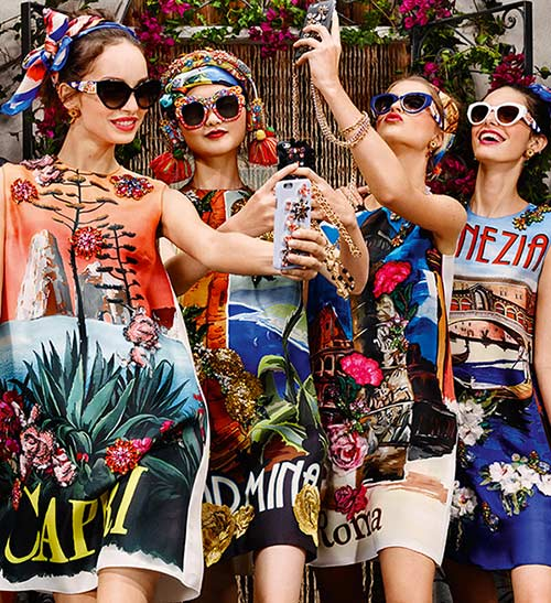 e73438421a5 Otticanet  Dolce   Gabbana Sicilian Carretto eyewear