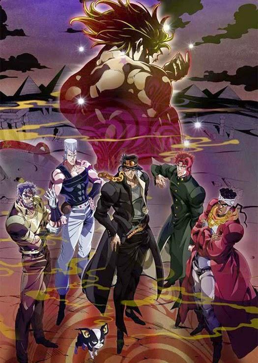 Jojos Bizarre Adventure: Stardust Crusaders 2