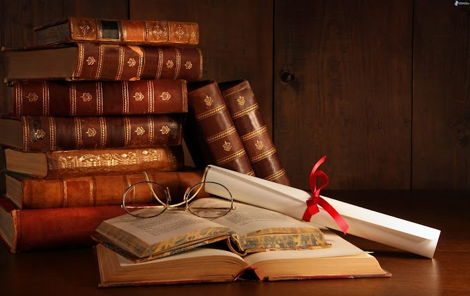 Staré knihy- spomienky na detstvo