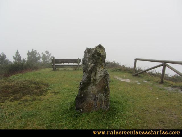Prado Marqués: Mirador de la sierra de Pulide