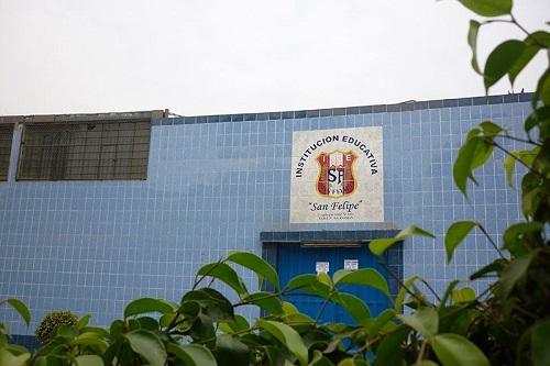 Colegio SAN FELIPE - Comas