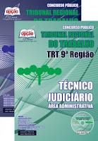 Apostila TRT-PR 2017 Técnico Judiciário