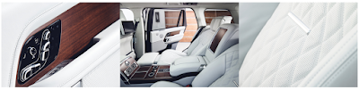 Always Travel First Class with the  the Range Rover SVAutobiography