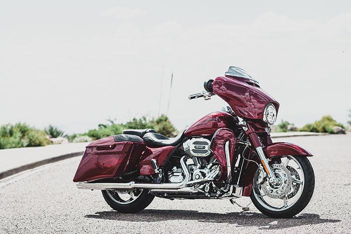 Harley Davidson Road Glide Mirrors