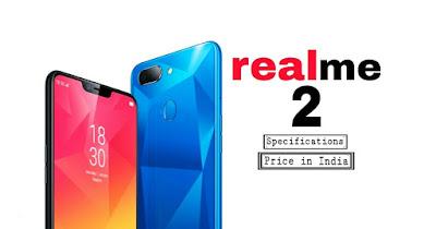 Realme 2 Price in India