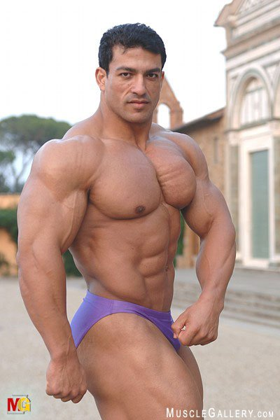 Bodybuilder tarek