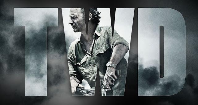 """A sétima temporada de """"The Walking Dead"""" teve início no domingo à noite com não uma morte brutal, mas duas"""