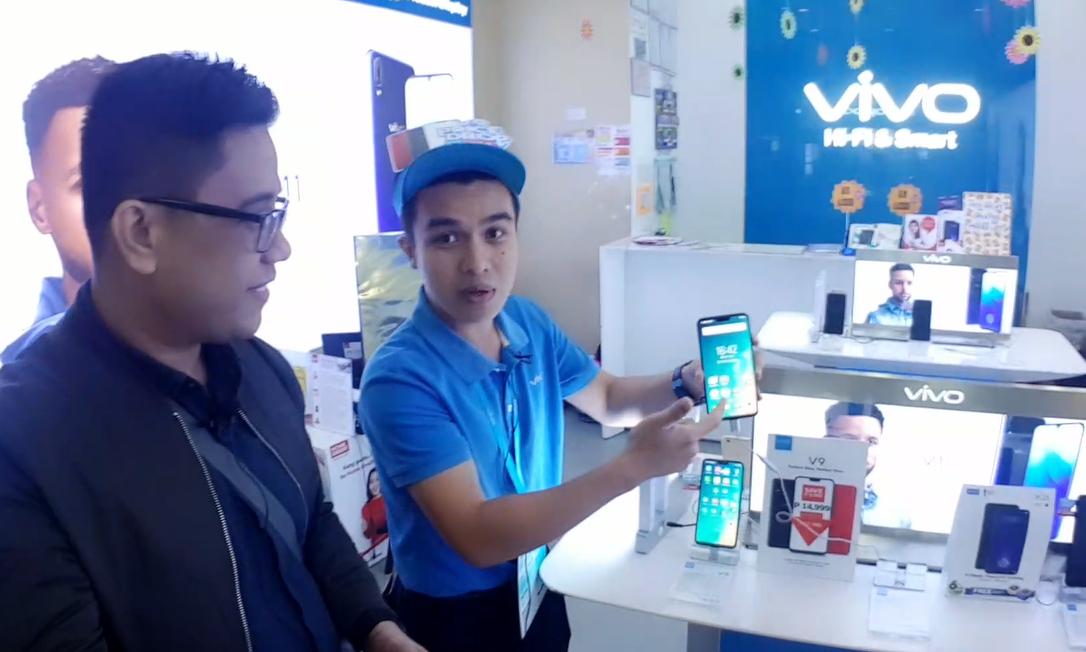 SM City Sucat, Cyberzone, Vivo Concept Store Philippines