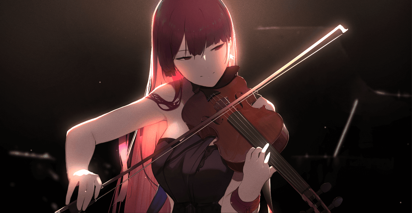 Isaka Wasabi_WA2000_Girls Frontline [Wallpaper Engine Anime]