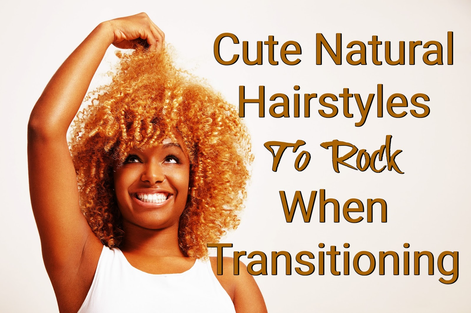 easy styles for transitioning hair check out these hairstyles to rock when 1308 | Cute%2BNatural%2BHairstyles%2BTo%2BRock%2BWhen%2BTransitioning