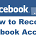 Facebook Recover Account