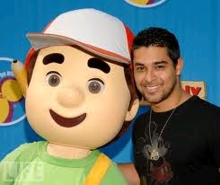 From The Movie Premiere Voice Of Handy Manny Himself One For Mum S