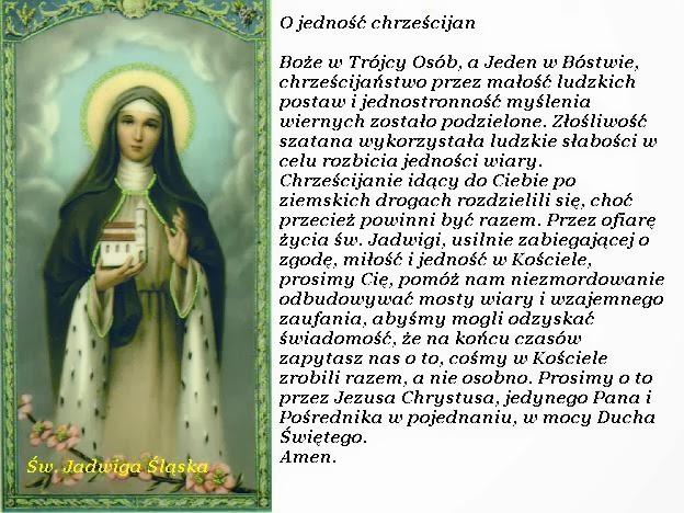 Znalezione obrazy dla zapytania modlitwa o jedność chrześcijan