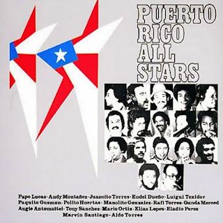 PUERTO RICO ALL STARS - VA (1977)