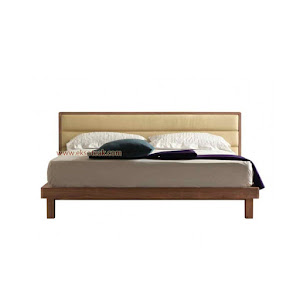 Dipan / Tempat Tidur Jati Minimalis Seri Modiste