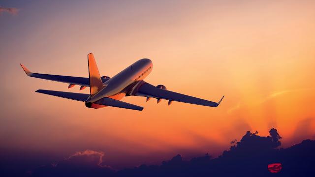 kenapa pesawat terbang tingi