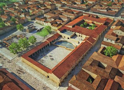 «Μαγικό ταξίδι» στην Αρχαία Νικόπολη