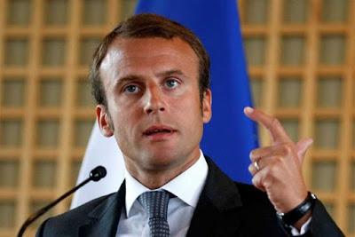 وفق الاستطلاعات ماكرون يحتل المركز الأول في سباق إلى الرئاسة الفرنسية