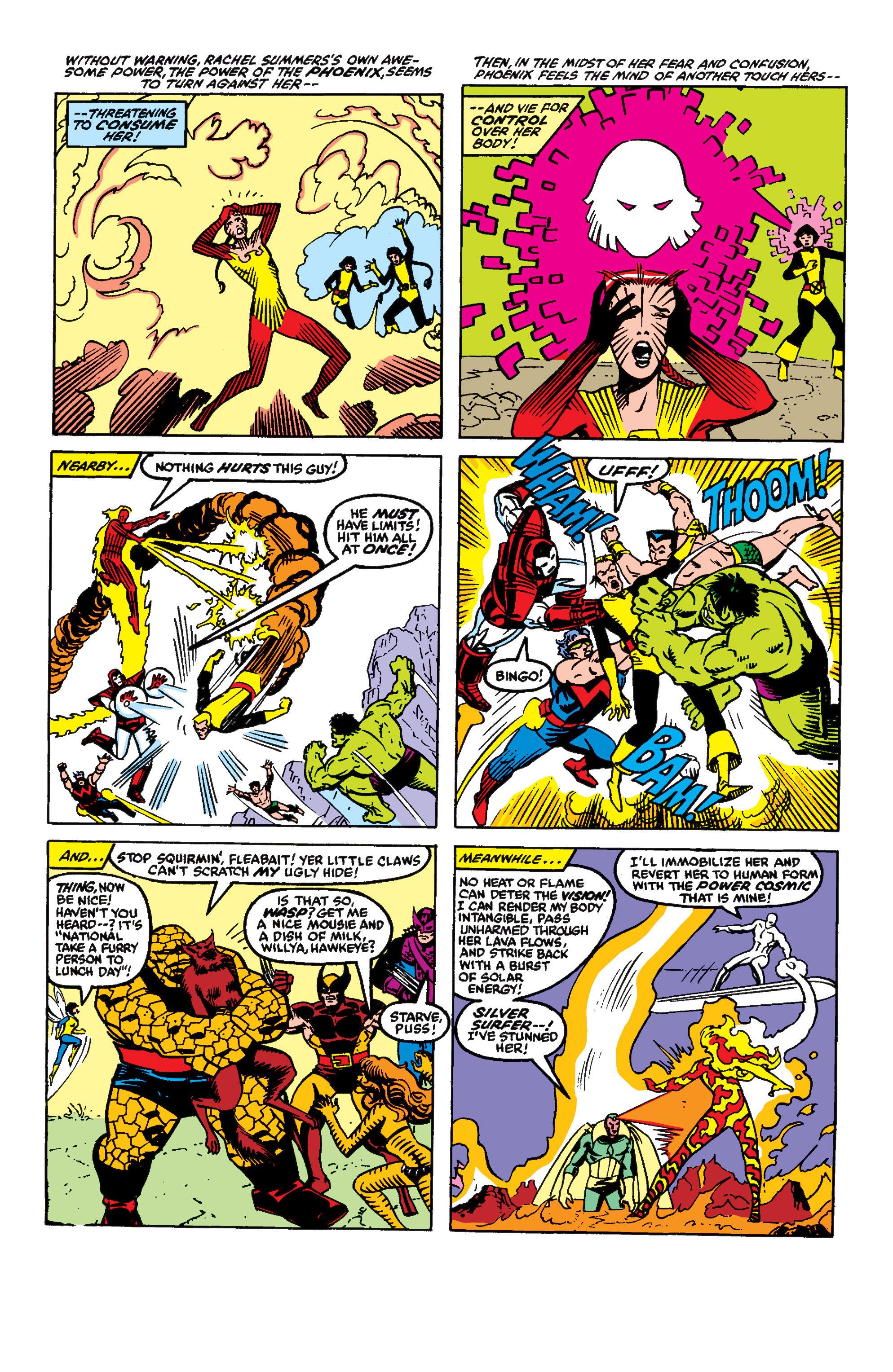 Read online Secret Wars II comic -  Issue #9 - 25